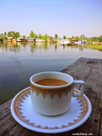 Houseboat Dal lake