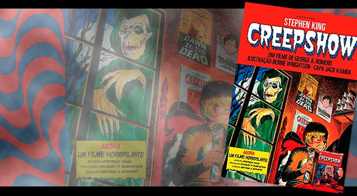 Halloween: Livros de terror que acabaram de chegar nas livrarias - Creepshow