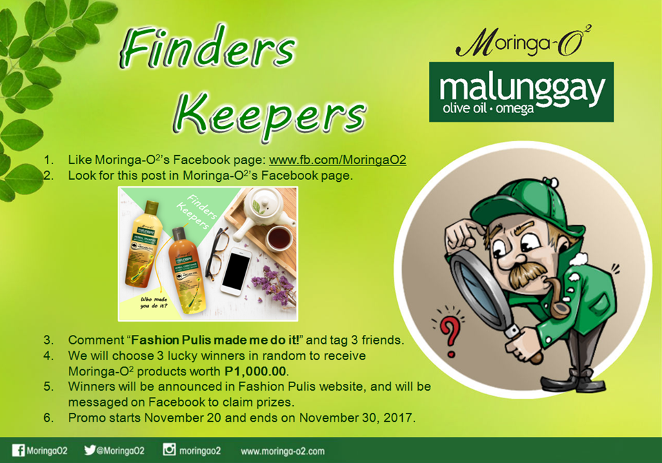 Fashion PULIS: Finders Keepers