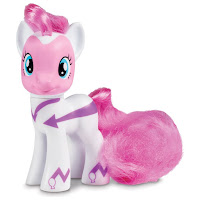 MLP Power Ponies Pinkie Pie as Fili-Second Brushable