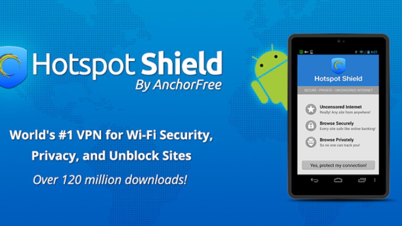 hotspot shield vpn apk full version free download