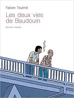 Deux Vies De Baudouin de Fabien Toulmé PDF