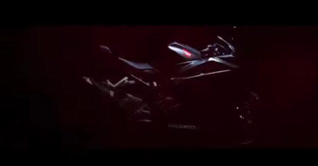 Teaser Honda CBR 250RR 2016 Kini Tersebar
