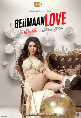 Beiimaan Love 2016 Hindi WEB HDRip 150mb 480p HEVC x265