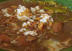 Resep masakan indonesia pindang daging kerbau spesial (istimewa) praktis mudah sedap, nikmat, enak, gurih lezat
