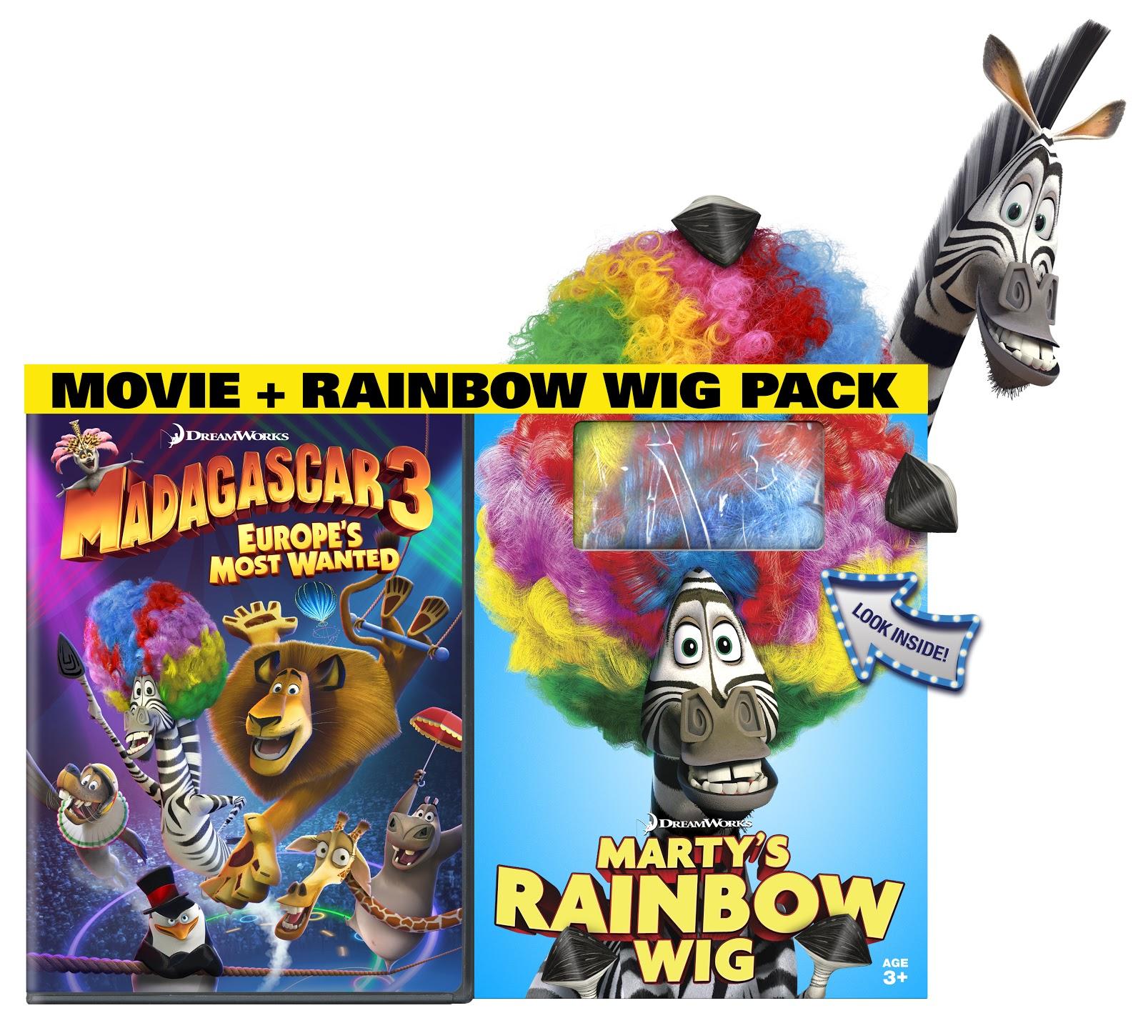 Madagascar 3 Europe Most Wanted Soundtrack – Name