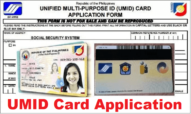 UMID Card Application: Requirements and Step by Step Guide