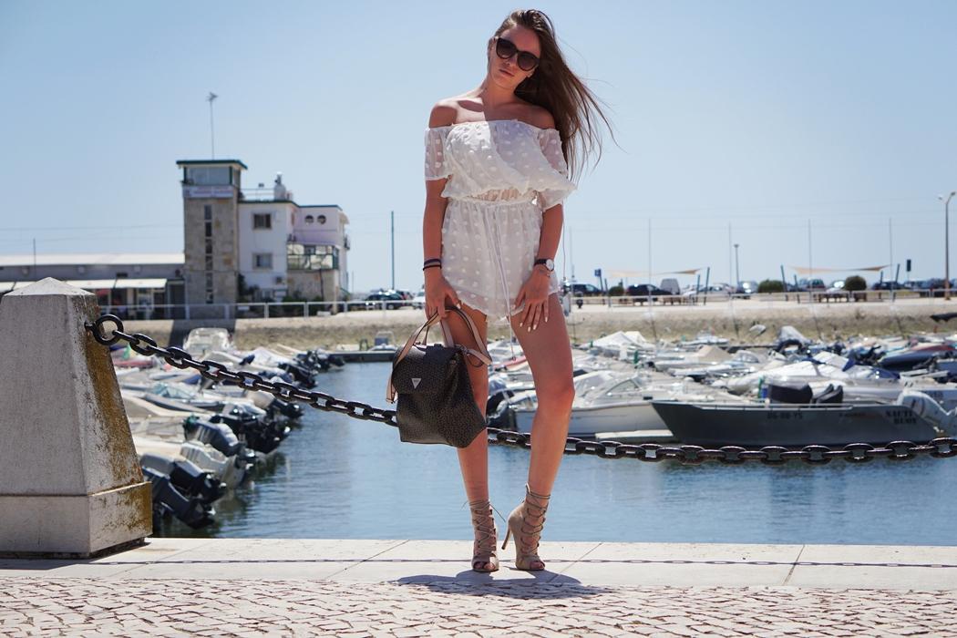 Hello Sumer! Portugal - Faro | Kombinezon na lato