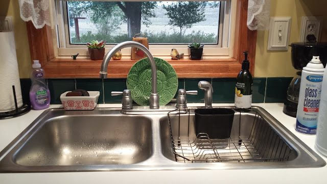 A Clean Sink, Living From Glory To Glory Blog...