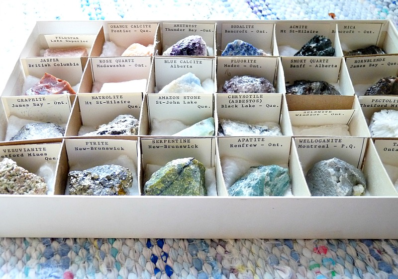 Small Rock Collection