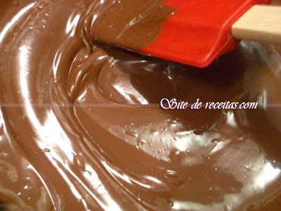 Chocolates: Temperagem