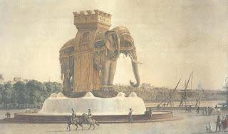 Eléphant de la Bastille