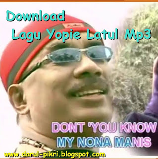 Download Lagu Yopie Latul Mp3