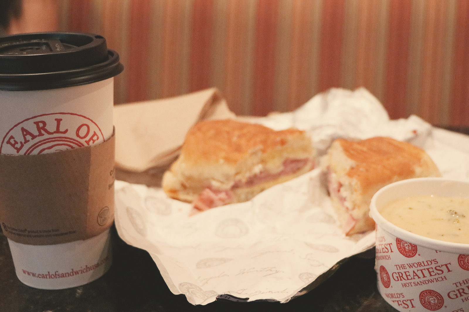 lanche do earl of sandwich