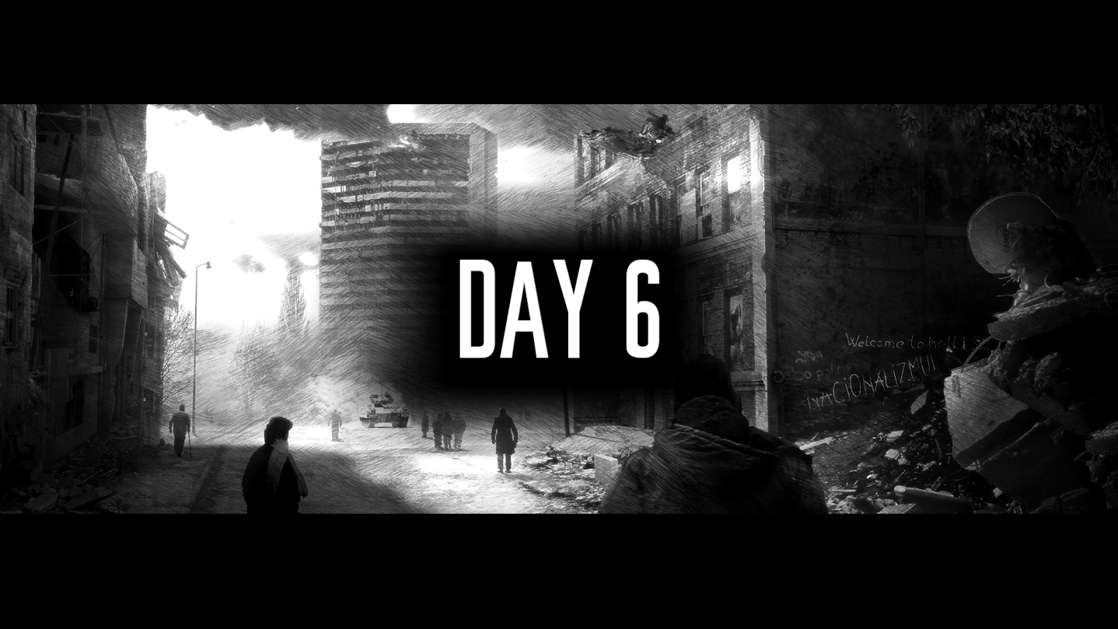 This War of Mine 6日目 - VieW:...