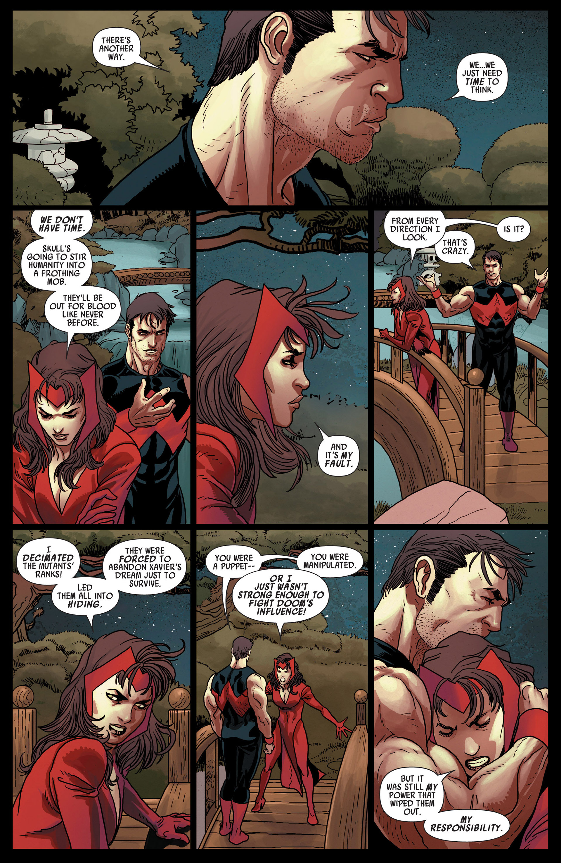 Read online Uncanny Avengers (2012) comic -  Issue #12 - 17