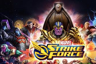 MARVEL Strike Force mod apk v1.4.2 For android