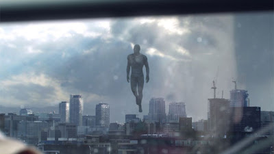 Watch The Flying Man by Marcus Alqueres Short Superhero Film