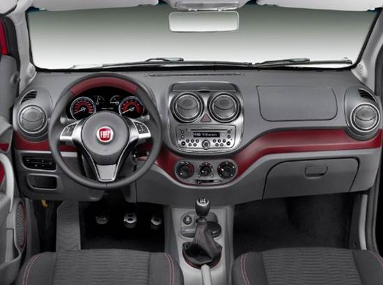 2017 Fiat Palio Review