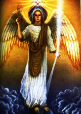 el arcángel jophiel