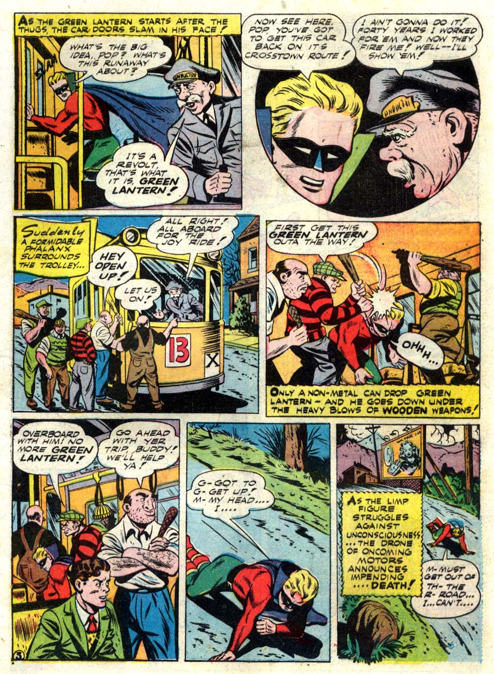 Read online All-American Comics (1939) comic -  Issue #55 - 7