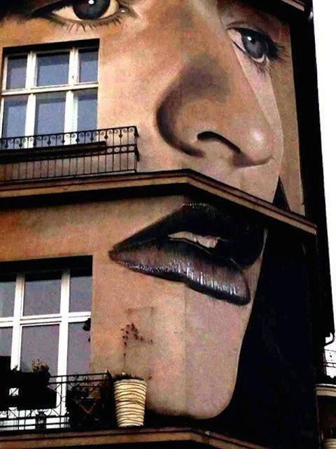 Grafiti Terbaik 2015 - Fuul Rumah, satu Rumah Grafiti