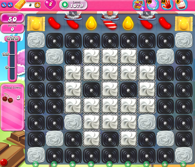 Candy Crush Saga 1079