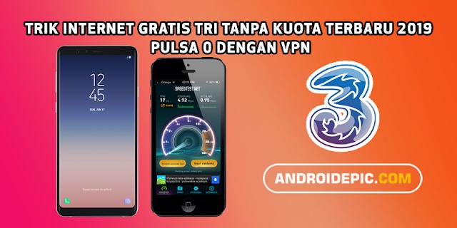 Trik paket internet gratis Tri sangat menarik untuk dibahas dan dicoba di hp android baik menggunakan aplikasi atau setting APN tanpa kuota.