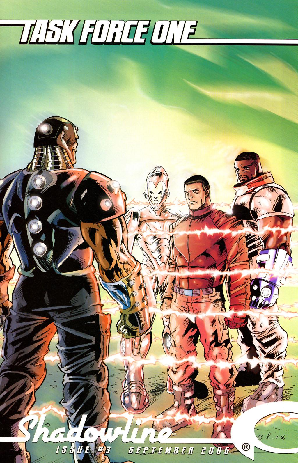 Read online ShadowHawk (2005) comic -  Issue #14 - 28