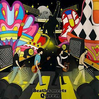 Beatles Meets - Queen