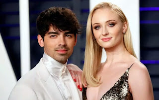 Game Of Thrones Star, Sophie Turner Weds Joe Jonas