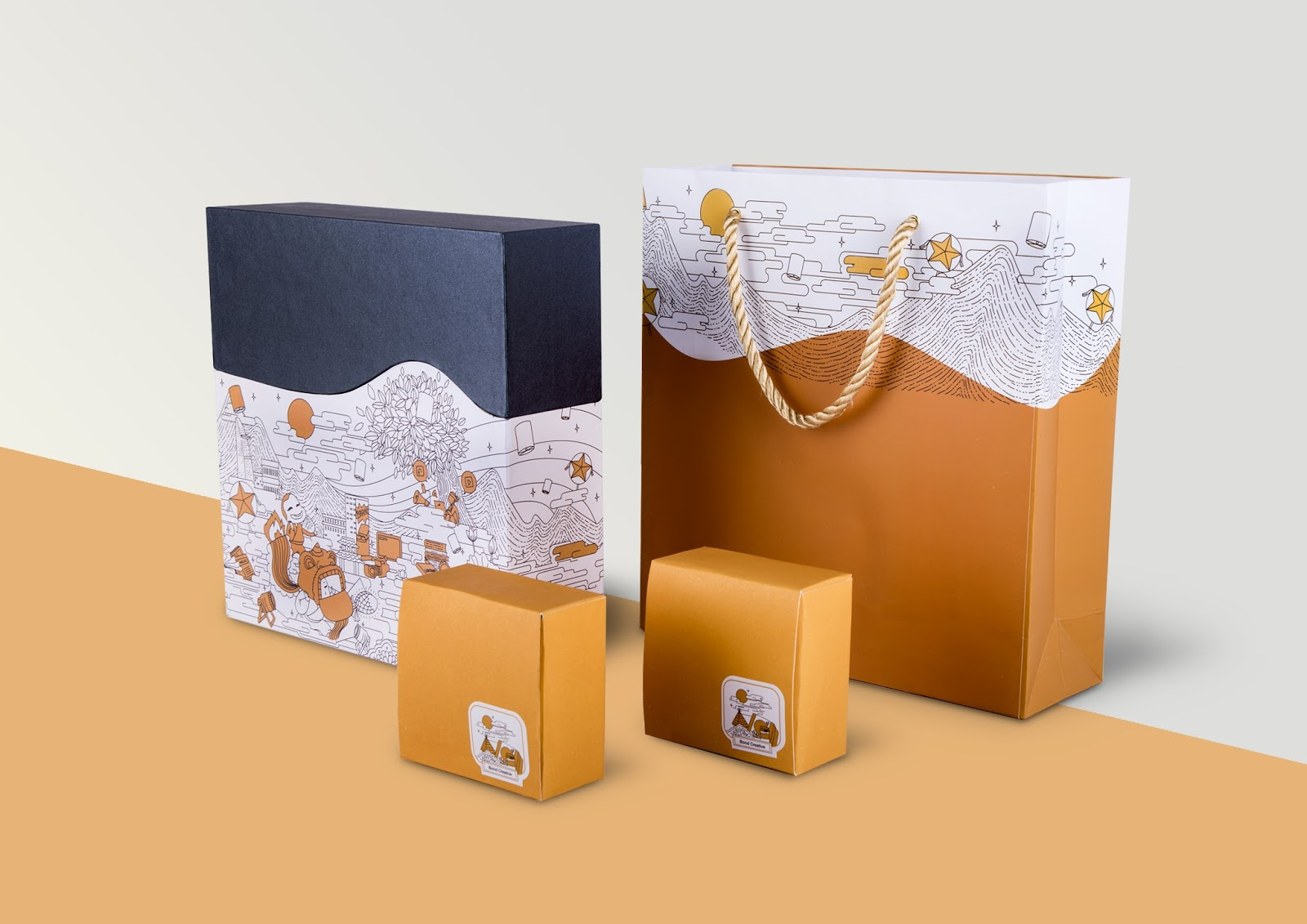 MVV Moon-cake Packaging on Packaging of the World ...