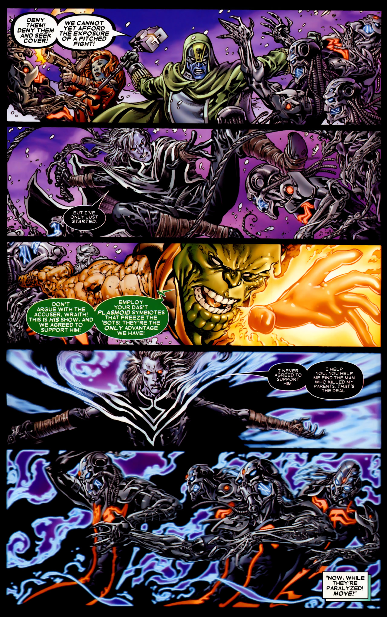 Read online Annihilation: Conquest comic -  Issue #2 - 11