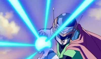 Rayo del Super Great Saiyaman