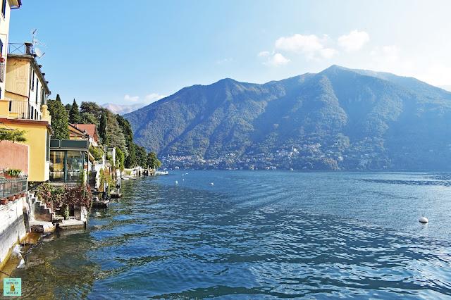 Carate Urio en Lago di Como
