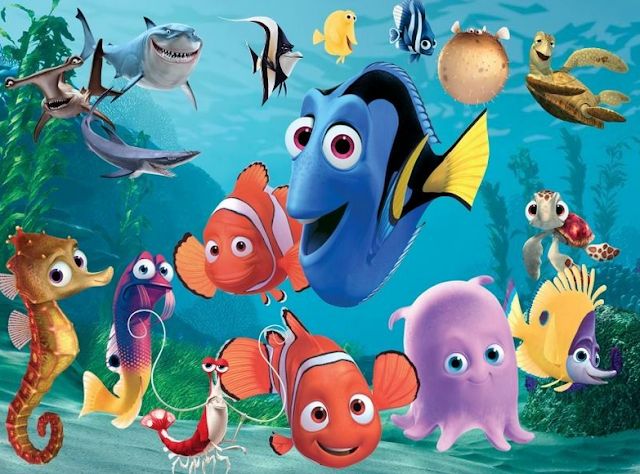 Review Singkat Finding Dory