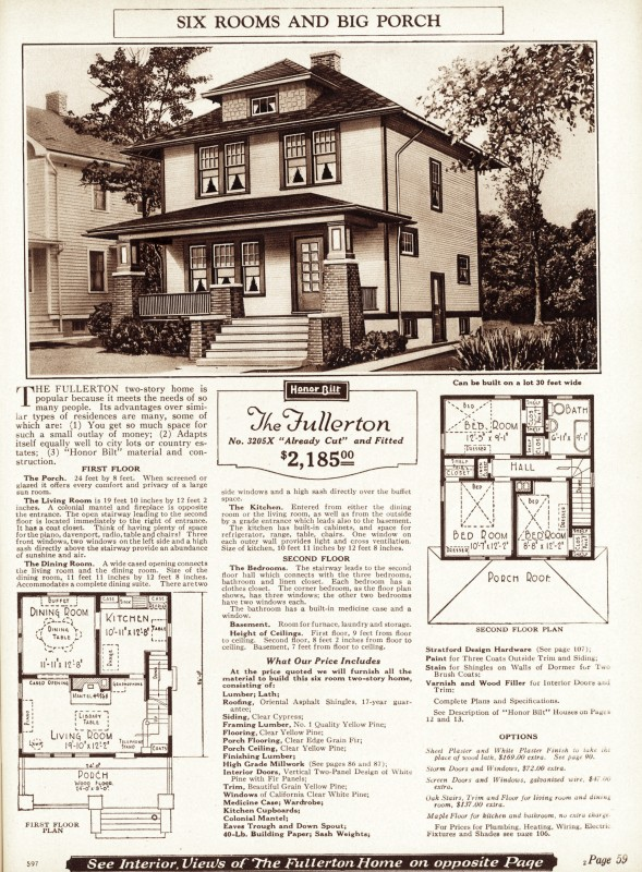 Sears Home Names The Chicago Connection