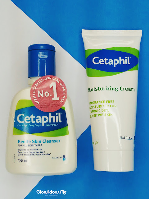 Review Cetaphil Gentle Cleanser Indonesia - Review Cetaphil Moisturising Cream Indonesia