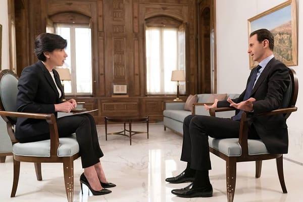 الرئيس الأسد:لقناة NTV الروسية ,أي إصلاح دستوري أمر يتعلق بالشعب السوري فقط ..فيديو