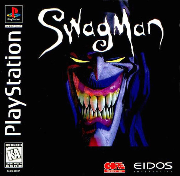Swagman - PS1 - ISOs Download