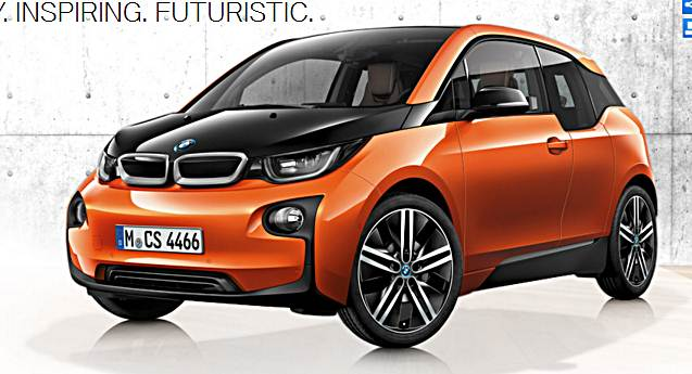 2017 BMW i3 Review UK