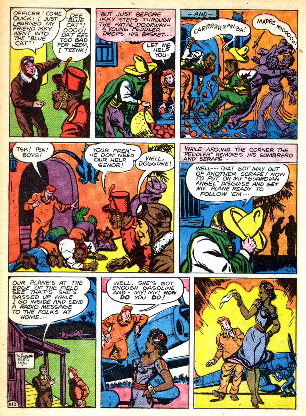 Read online All-American Comics (1939) comic -  Issue #28 - 30