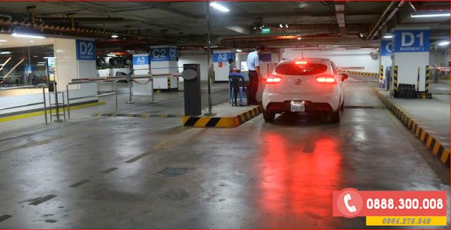 Hệ thống giữ xe thông minh Global