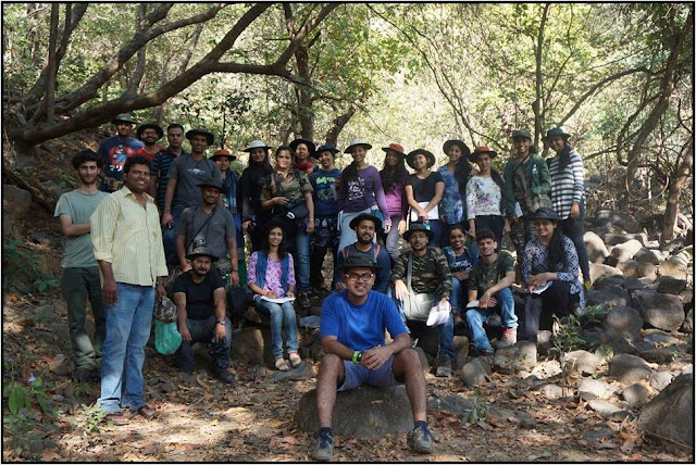"""Two days Certificate Workshop in Field Botany"" 27&28 DEC 16"