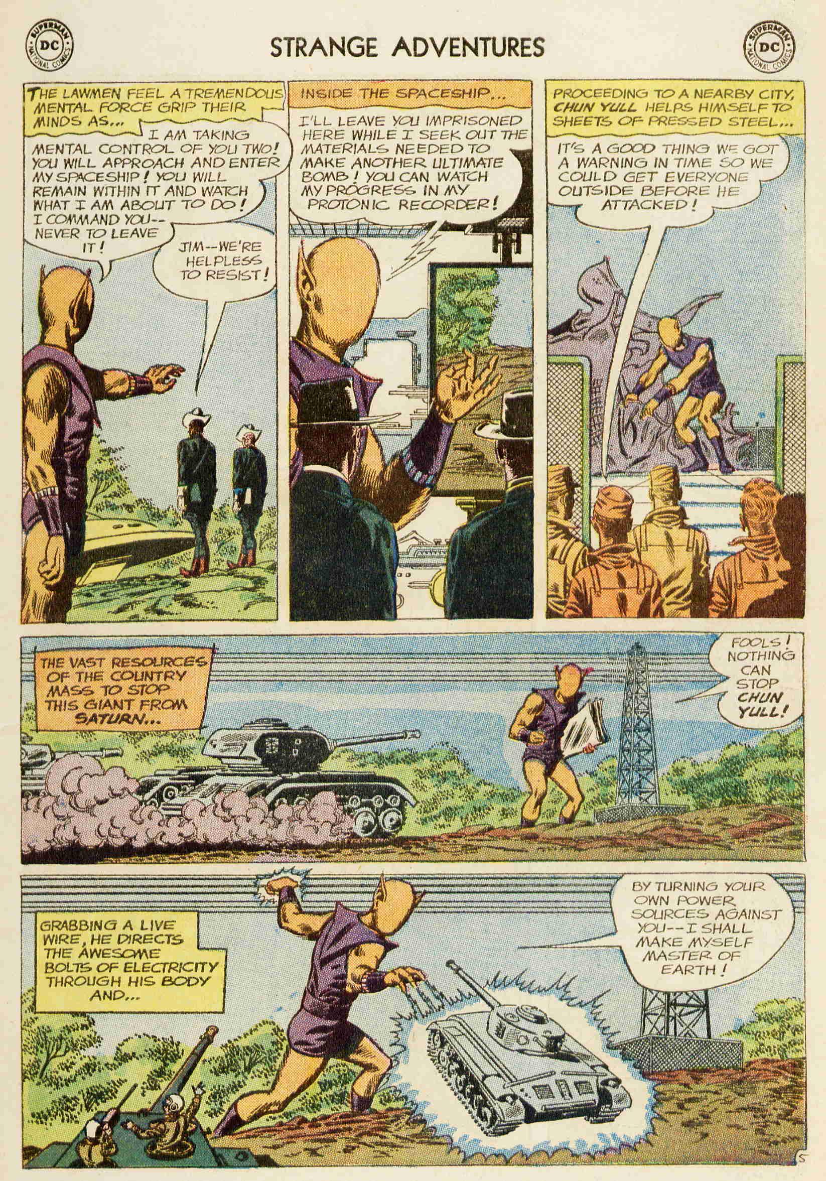 Strange Adventures (1950) issue 142 - Page 7