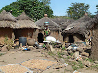 Африканско село