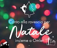 Logo Calendario dell'Avvento Omlet  : vinci voucher da 100€ per prodotti per animali
