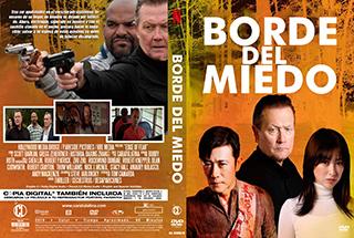 Edge of Fear - Borde del Miedo - Cover DVD