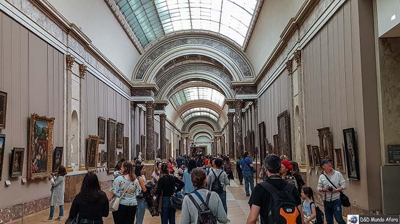 Louvre sem fila: como visitar o museu em Paris