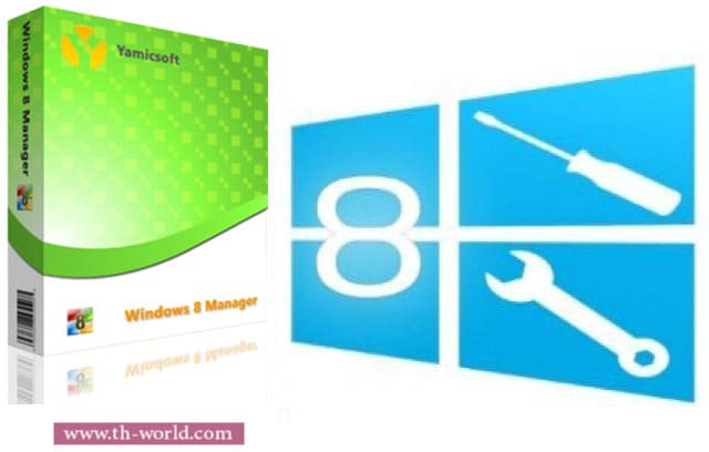 تحميل-برنامج-Windows-8-Manager-لتسريع-وصيانة-الكمبيوتر-PC-نظام-ويندوز